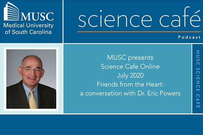 Science Cafe Podcast with Dr. Brown