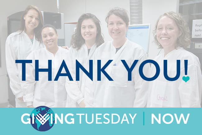 MUSC says Thank You on Giving Tuesday Now